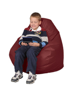 Maroon II Kids Bean Bag Chairs